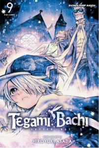 Tegami Bachi Graphic Novel Vol. 09