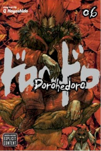 Dorohedoro Graphic Novel Vol. 06