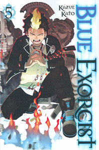 Blue Exorcist Graphic Novel Vol. 05