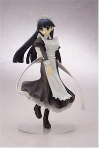 To Heart 2 Yuki Kusakabe Maid Ver. PVC Statue