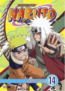 Naruto DVD 14 Jiraiya Returns!