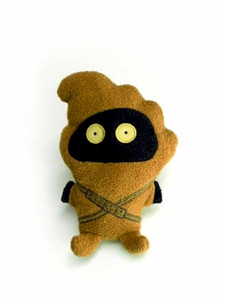 Star Wars Footzeez Plush Doll Jawa