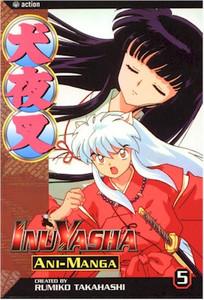 Inuyasha Ani-Manga Vol. 05