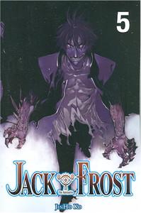 Jack Frost Graphic Novel 05