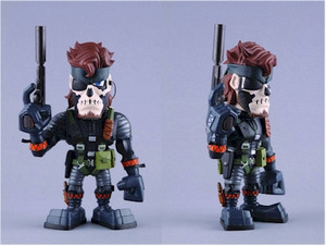 Metal Gear Solid 3 Snake Eater VCD Zombie Ver.