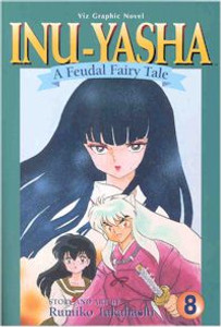 Inuyasha Graphic Novel Vol. 08 (Used)
