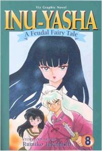 Inu-Yasha Graphic Novel Vol. 08 (Used)