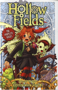Hollow Fields Graphic Novel Omnibus Edition