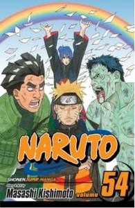 Naruto Graphic Novel Vol. 54