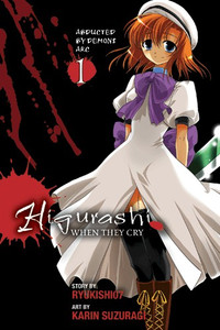Higurashi When They Cry - Abducted by Demons Arc Vol. 1