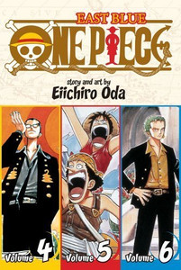 One Piece Graphic Novel Omnibus 02