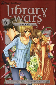 Library Wars: Love & War Graphic Novel 06