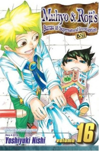 Muhyo & Roji's Bureau of Supernatural Investigation GN 16