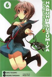 Melancholy of Haruhi Suzumiya Graphic Novel 06