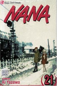 Nana Graphic Novel Vol. 21