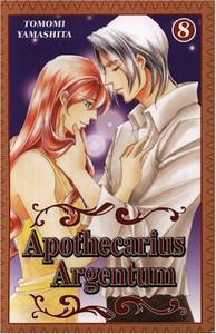 Apothecarius Argentum Graphic Novel 08