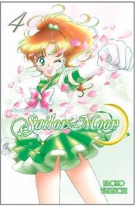 Sailor Moon Graphic Novel Vol. 04