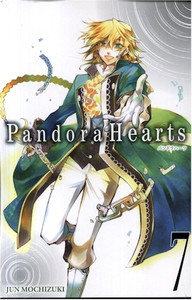 Pandora Hearts Graphic Novel 07