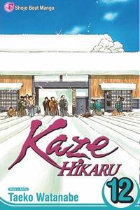Kaze Hikaru Graphic Novel 12
