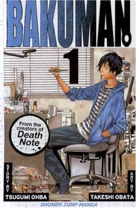Bakuman Graphic Novel 01