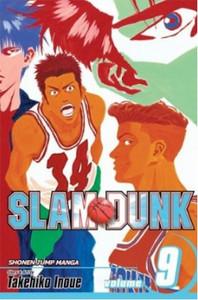 Slam Dunk Graphic Novel 09
