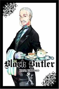 Black Butler Graphic Novel 10