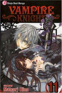 Vampire Knight Graphic Novel 11