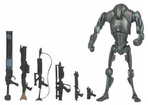 Star Wars Saga Legends Action Figure - Battle Droid SL05