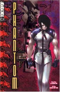 Phantom Graphic Novel 02