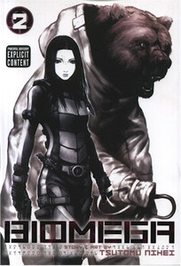 Biomega Graphic Novel Vol. 02