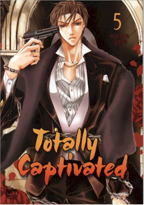 Totally Captivated Graphic Novel 05