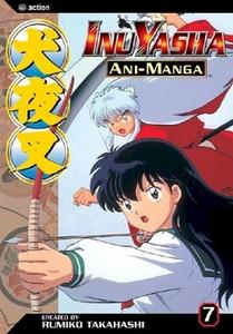 Inuyasha Ani-Manga Vol. 07