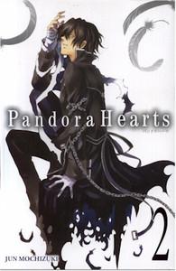 Pandora Hearts Graphic Novel 02