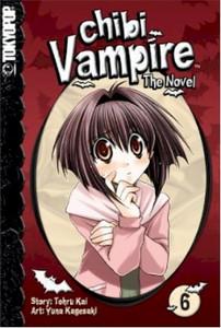 Chibi Vampire Novel 06
