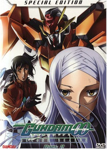 Gundam 00 DVD Season 2 Part 2 Box Set Special Edition