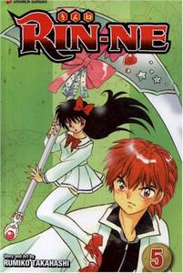 Rin-Ne Graphic Novel Vol. 05
