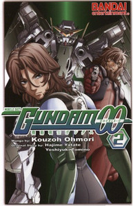 Gundam 00 Graphic Novel 02