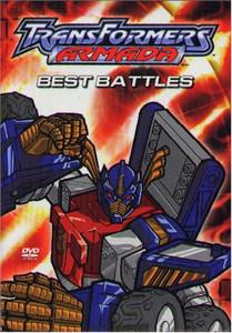 Transformers: Armada DVD Vol. 01 Best Battles