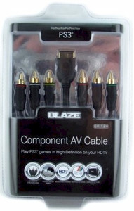 Component AV Cables (Blaze) (PS3)