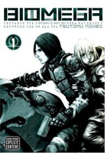 Biomega Graphic Novel Vol. 01