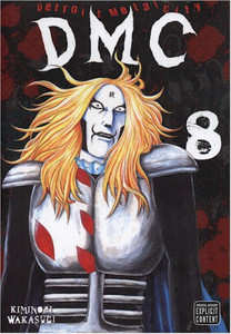 Detroit Metal City Graphic Novel Vol. 08