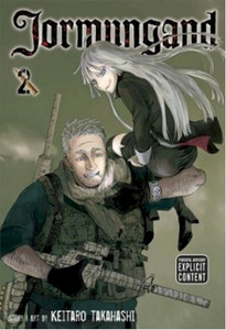 Jormungand Graphic Novel Vol. 02