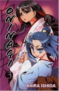 Oninagi Graphic Novel 03