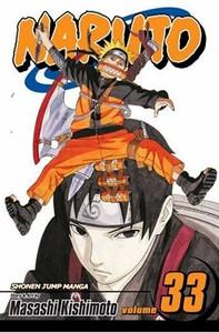 Naruto Graphic Novel Vol. 33