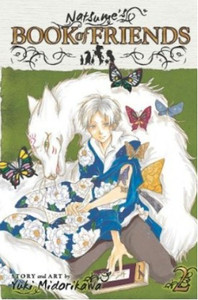 Natsume's Book of Friends Graphic Novel Vol. 02
