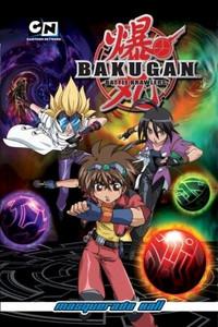 Bakugan Graphic Novel Vol. 02 Masquerade Ball