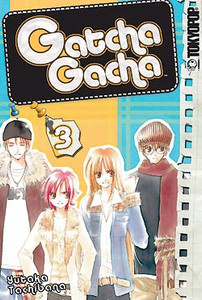 Gatcha Gacha Graphic Novel 03