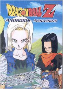Dragon Ball Z TV 37 : Android - Assassins