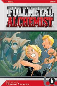 Fullmetal Alchemist Graphic Novel 06