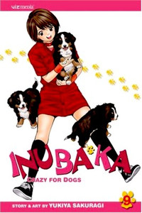 Inubaka Crazy for Dogs Graphic Novel 09